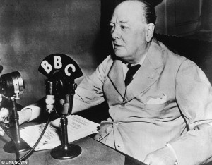 churchill radio